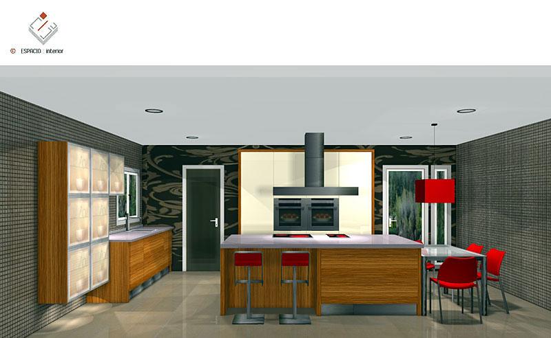 Cocinas: Planos y Proyectos. Diseu00f1o y Presupuestos